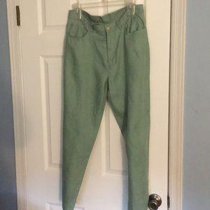 Lauren Jean Co Linen pants
